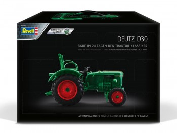 Adventskalender Deutz D30