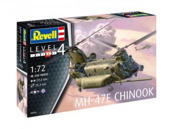 MH-47E Chinook - 1:72