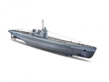 Deutsches U-Boot TYPE IX C U 505 - 1:72
