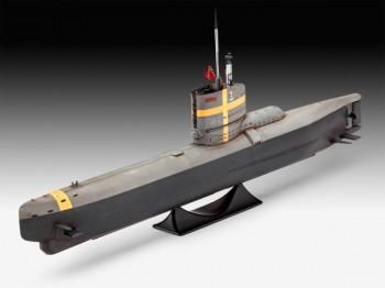 Deutsches U-Boot Typ XXIII 1:144