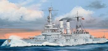Schleswig Holstein - 1935 - Schlachtschiff 1:350