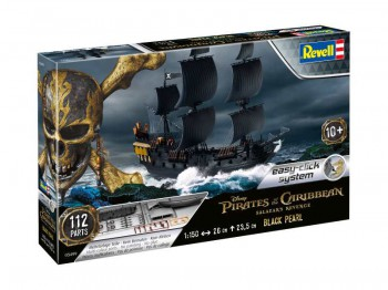 Black Pearl 1:150  easy-click-system