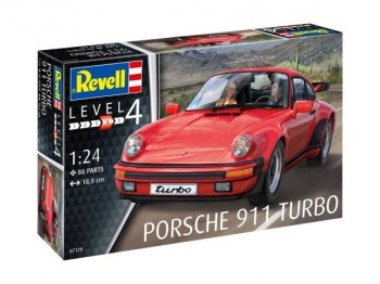 Porsche 911 Turbo 1:24
