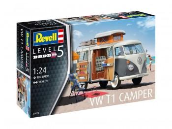 VW T1 Camper - 1:24