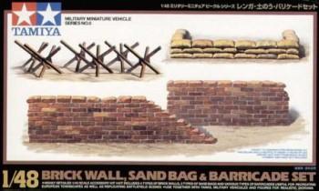 Mauern & Sandsäcke