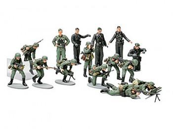 WWII German Infantry Set