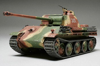 German Panther Ausf.G