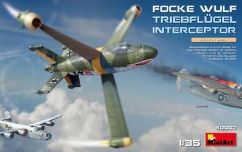 Focke-Wulf Triebflügel Interceptor 1:35