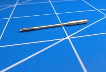 3cm MK 103 BK Rohr