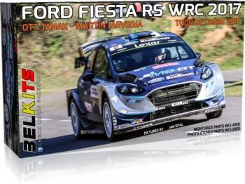 Ford Fiesta RS WRC 2017 Rally Tour de Corse -1:24
