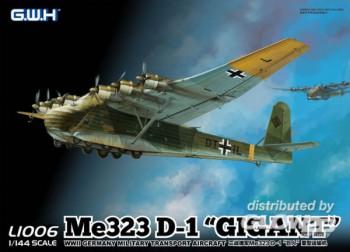 """Me 323 D-1 """"GIGANT"""" 1:144"""