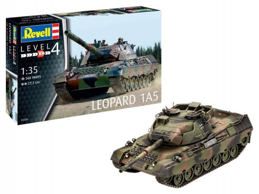 Leopard 1A5 - 1:35