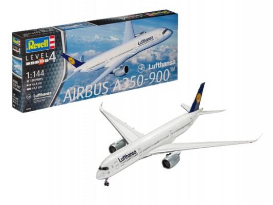 Airbus A350-900 Lufthansa 1:144