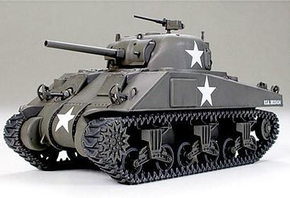 M4 Sherman US Medium Tank, early