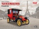 Taxi de la Marne(1914),French Car 1:35