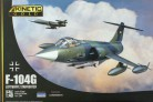 Starfighter F-104G Deutsche Luftwaffe und Marine. - 1:48