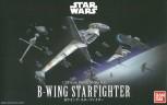 B-Wing StarFighter - Bandai Bausatz 1:72