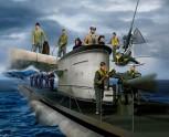Deutsche Schiffsbesatzung WWII - 1:72