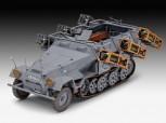Sd.Kfz. 251/1 Ausf.B Stuka zu Fuß