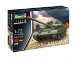 T-55AM / T-55AM2B NVA 1:72