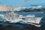 Deutsches Schlachtschiff Scharnhorst - 1:200