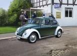 VW Käfer Polizei 1:24