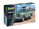 Land Rover Series III LWB - 1:24