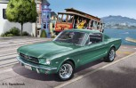 1965 Ford Mustang 2+2 Fastback - 1:24