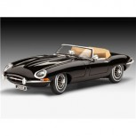 Jaguar E-Type 1:25