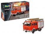 Feuerwehr Mercedes-Benz 1017 LF 16 - 1:24 Limited Edition