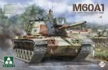 M60A1 U.S .ARMY MAIN BATTLE TANK - 1:35