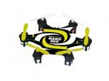 Multicopter NANO HEX schwarz/gelb