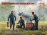 German Luftwaffe Ground Personnel (1939-1945) - 1:32