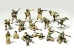 WWII US Army Infantry GI Set