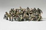 WWII Russian Infantry & Tank Crew