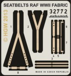Sicherheitsgurte RAF WWII - 1.32