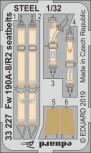 Sicherheitsgurte FW190A-8/R2 - 1:32