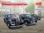 Wehrmacht Personnel Cars 1:35