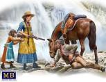Outlaw. Gunslinger Series. Kit No. 1-  1:35