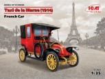Taxi de la Marne(1914),French Car 1:35