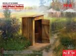WC (Field Toilet) - 1:35