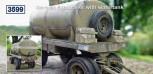 Dtsch. 5 To. Anhänger mit Wassertank