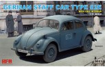 German Staff Car Typ 82E  - 1:35