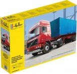 F12-20 Globetrotter & Container semi trailer - 1:32