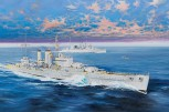 HMS Exeter 1:350