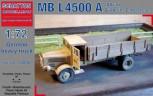 MB L4500 A Allrad Einheits Fahrerhaus