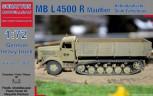 MB L4500 R Maultier Stahl Fahrerhaus