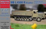 MB L4500 R Maultier Einheitsfahrerhaus 1:72
