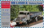 MB L4500 A Schienen LKW