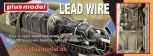Lead Wire 0,2mm - für Leitungen, Schläuche, Kabel